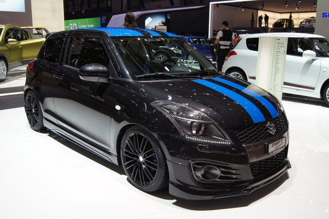 suzuki swift sport 1 6 gl top sergio cellano tunning. Black Bedroom Furniture Sets. Home Design Ideas